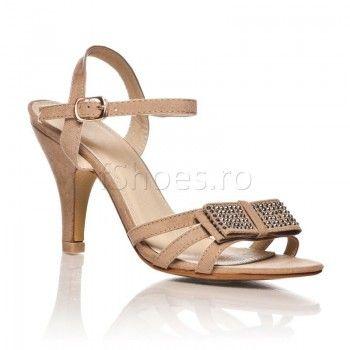 Sandale Perla - Bej
