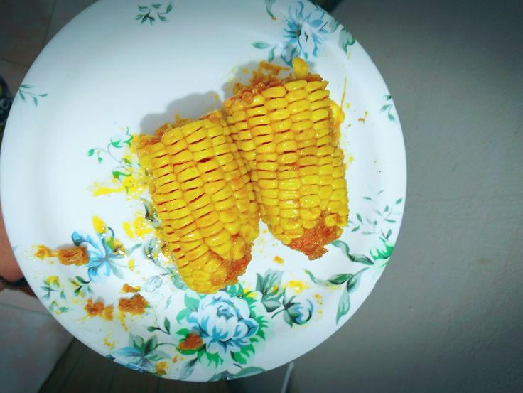 Masala corn Indian roots  Best summer food