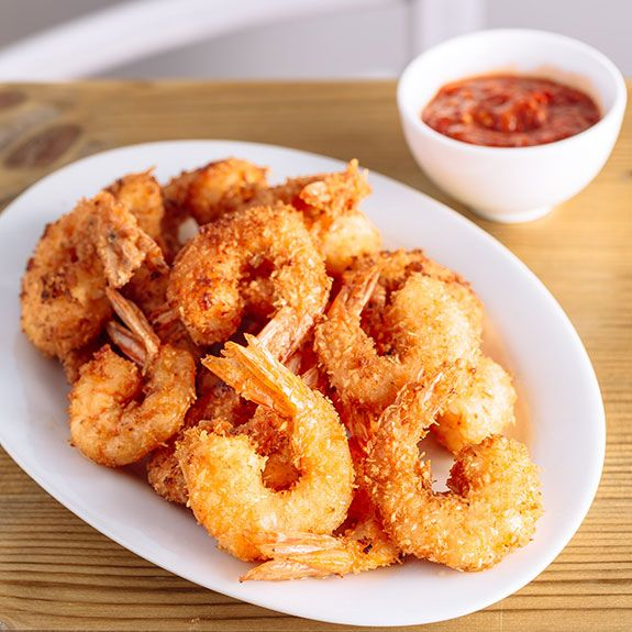 Do you remember the first time you had shrimp? I do. I was probably 10 or 11 – I grew up in the Midwest so seafood wasn't everywhere like it is on the coasts – and it was at some cheesy buffet-style restaurant and it was some big old breaded and deep fried shrimp. I loved it! Now I have a way to...