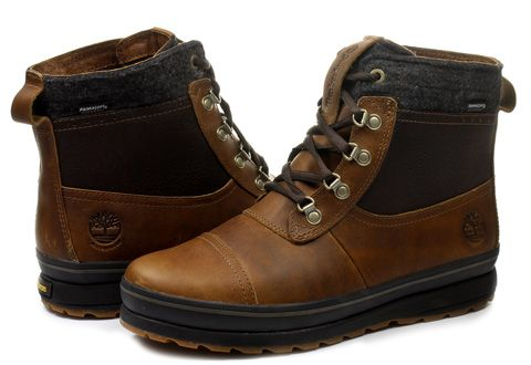 Timberland Boty - Schazzberg Boot - 7756A-BRN