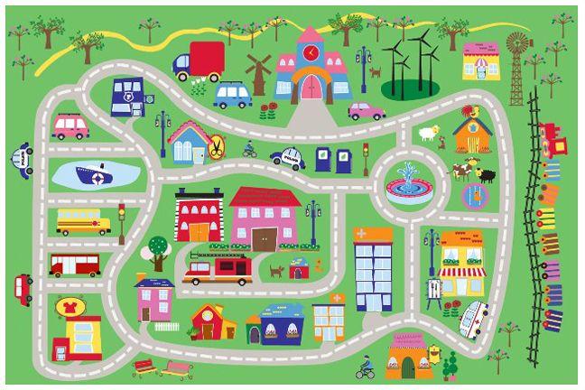 24 Best Playroom Rugs Images On Pinterest Carpet