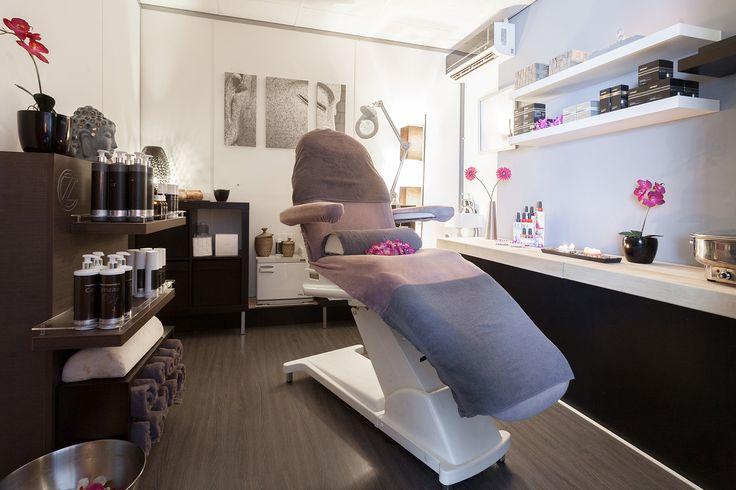 Beauty Centre Beverwijk, behandelkamer voor diverse schoonheidsbehandelingen en massages.