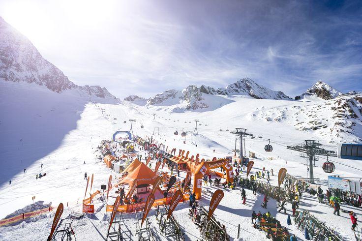 Neustift Stubai   #GletscherTestival von #SportScheck
