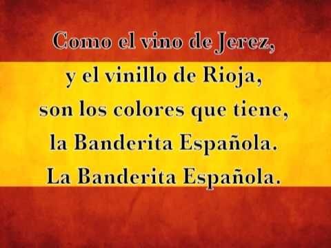 Marchas Militares de España - Pasodoble de la Bandera (Cantada)