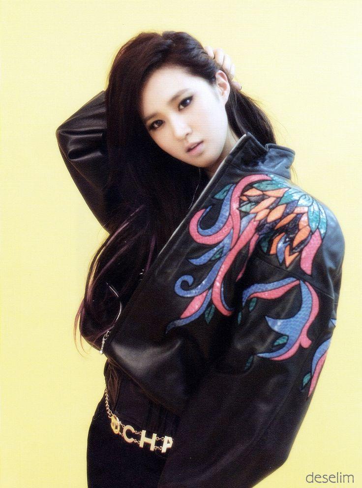 image Yuri kwon snsd sport green 21 cum tribute
