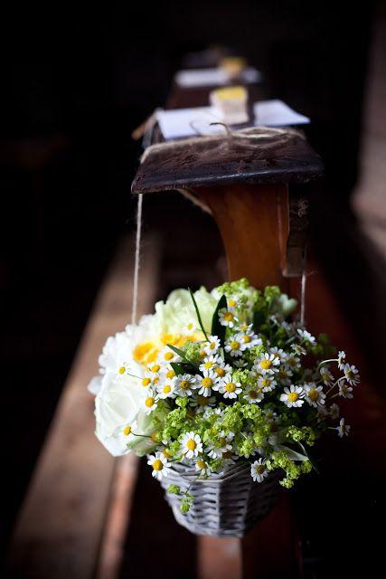 Melissa e Nicola: Giallo Country Chic| Il profumo dei fiori