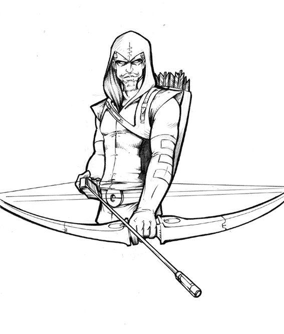 Green Arrow Drawings | Cool Kid Stuff | Pinterest | Arrow, Green ...