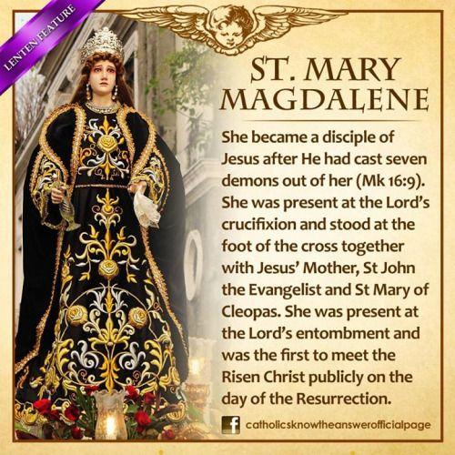 Who is Mary Magdalene? - baylor.edu