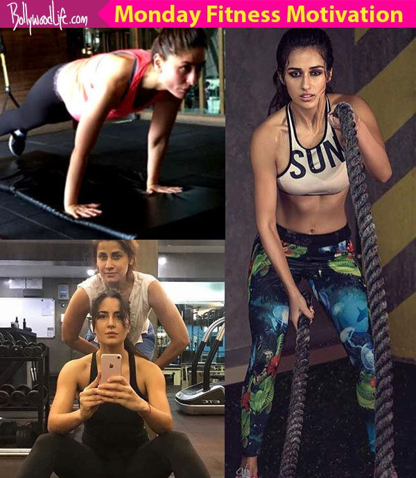 Wanting to have abs like Katrina Kaif's? Or are you wanting to have a drastic weight loss transformation like Kareena Kapoor's? Or do you want to know the secret behind Disha Patani's hot bod? Worry not! We are here to your rescue.