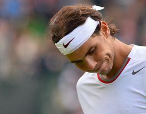 Where does Rafael Nadal's Wimbledon loss rank on list of biggest upsets?