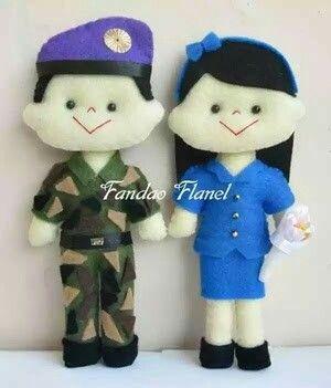 Couple Flanel