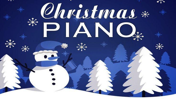 Christmas PIANO Music - Christmas Piano JAZZ - Christmas Traditional Son...
