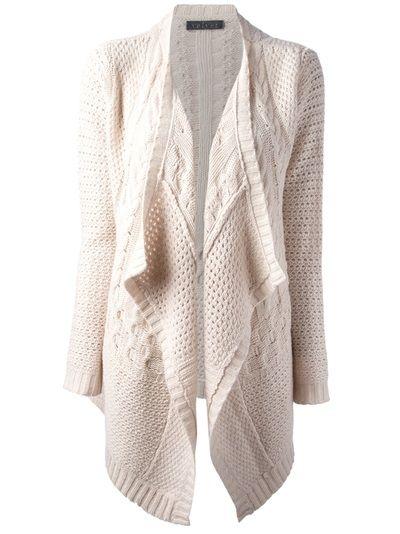VELVET CASHMERE 'Rivers' Knit Cardigan