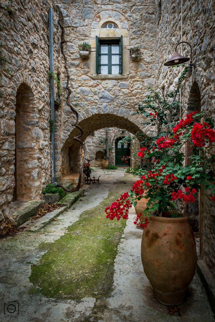 Medieval Chios Island, Greece