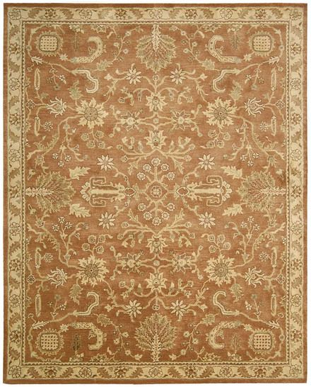 JA45 Rug: This rug has an approximate pile height of 0.75 inches.