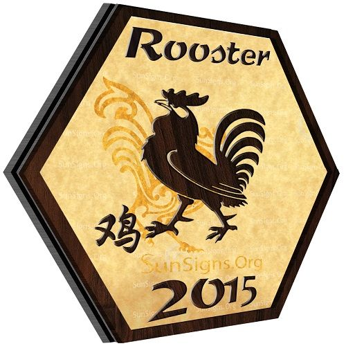 Rooster Horoscope 2015: The Rooster predictions 2015 forecast, that you can reach the sky, if you can be a little bit more adaptable to your surroundings
