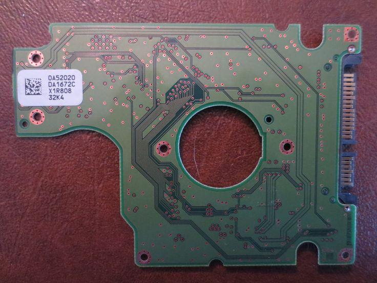 Hitachi HTS541680J9SA00 PN:0A28842 MLC:DA1982 (0A52020 DA1672C) 80gb Sata PCB - Effective Electronics #data recovery #hard driver epair #computer repair #hard drives #hard drive parts #hitachi