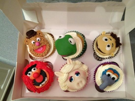 To promote/celebrate (same thing) the launch of The Muppets movie, character cupcakes were sent to prominent tweeters. Who then tweeted about them, thus letting millions of followers know about the film if they didn't already. PR doesn't need to be complicated.