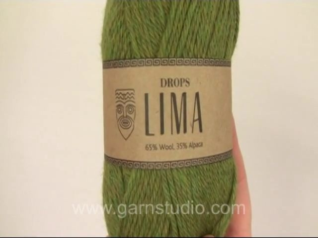 #DROPSLima is a 4 strands sport yarn, and a continuation of our great success and bestseller #DROPSNepal. The fibers are untreated, which means that they are only washed and not exposed to any chemical treatment prior to the dyeing. This highlights the fibers' natural properties, while it provides also a better shape and texture quality. #DROPSDesign #Garnstudio
