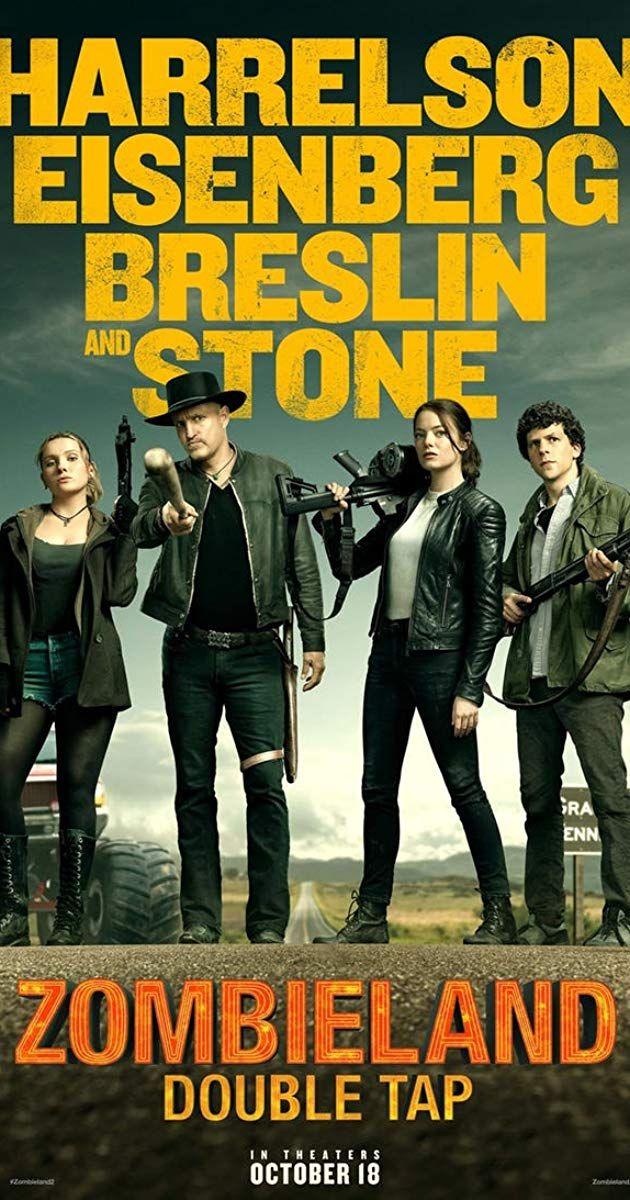 Zombieland Double Tap (2019) IMDb Películas completas