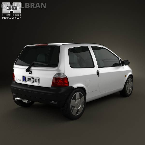 Renault Twingo - AUTO - CAR - AUTOMOVIL - TUNING - Modificado -  By @MALBRAN