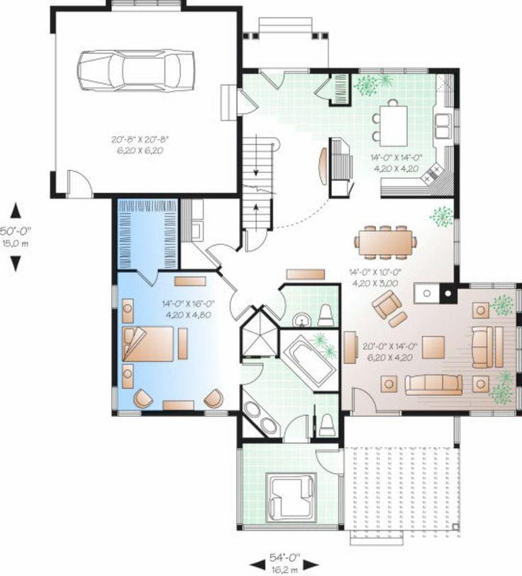 nice backyard | Sims 3 house plans | Pinterest