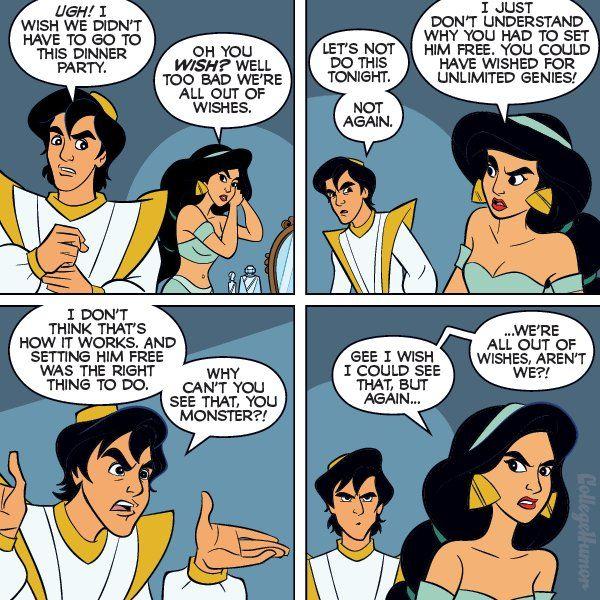 Aladdin and jasmine having sex
