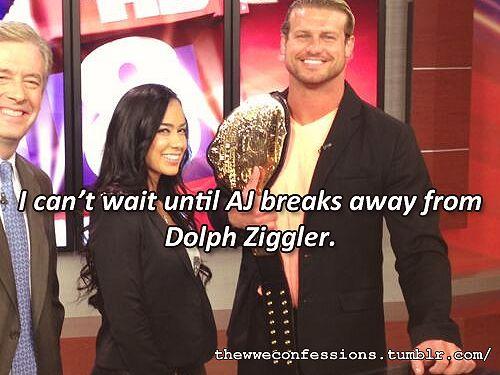WWE Confessions.