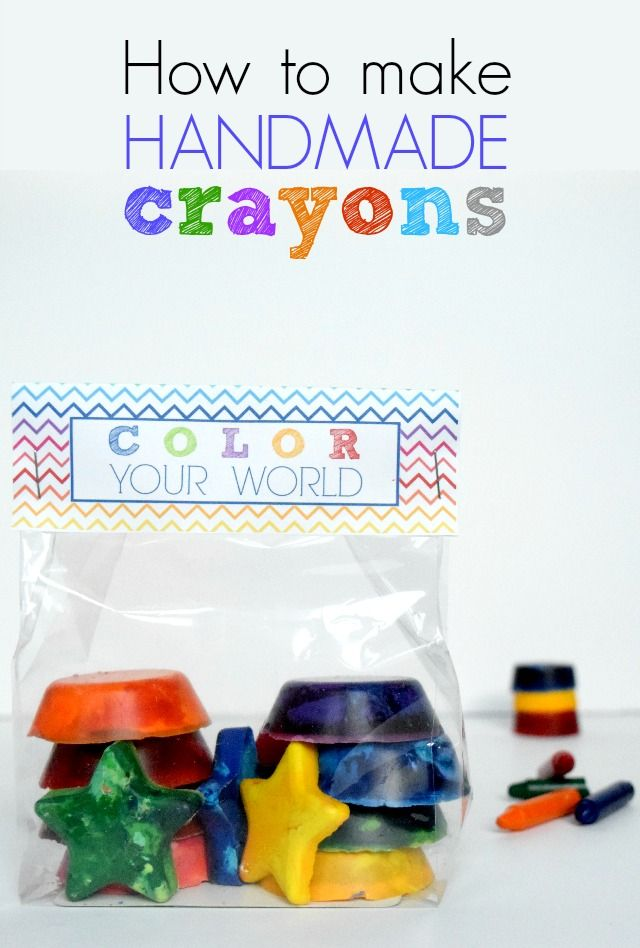 """A sarcastic take on making homemade crayons, with a special appearance by """"the crayon whisperer."""""""