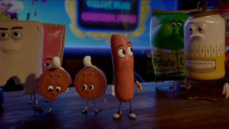 Sausage Party Red-Band Trailer 2 #SausageParty #SethRogen #JonahHill #SalmaHayek #KristenWiig