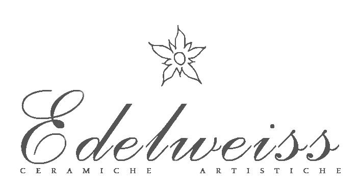 Edelweiss Ceramiche Artistiche. Servizi per la tavola in ceramica decorata