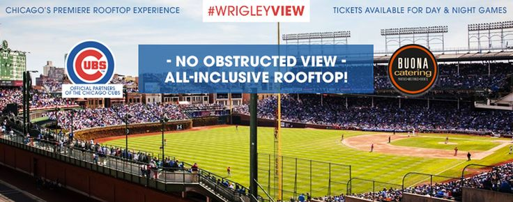 Book Rooftop Tickets For Chicago Cubs In Chicago -   An event planner carries multiple names such as event manager, event coordinator, and many more, but a perfect event planner is that who have lots of experience in this field. The main objective of an event planner is to meet the expectations of both the guests and clients.