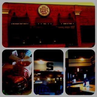 Bagger Dave's on Grand River- Restaurants in Lansing
