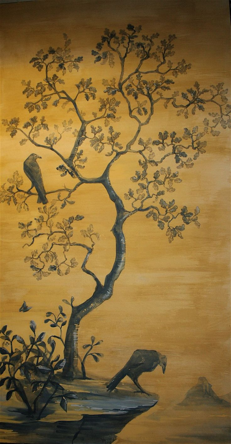 2927 best PAINTING images on Pinterest | Folding screens, Japanese ...