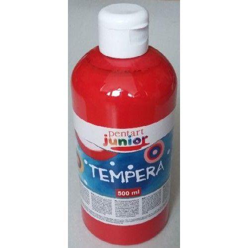 Pentart tűz piros tempera festék 500 ml műanyag flakonban - Pentart Junior 11394 Ft Ár 749