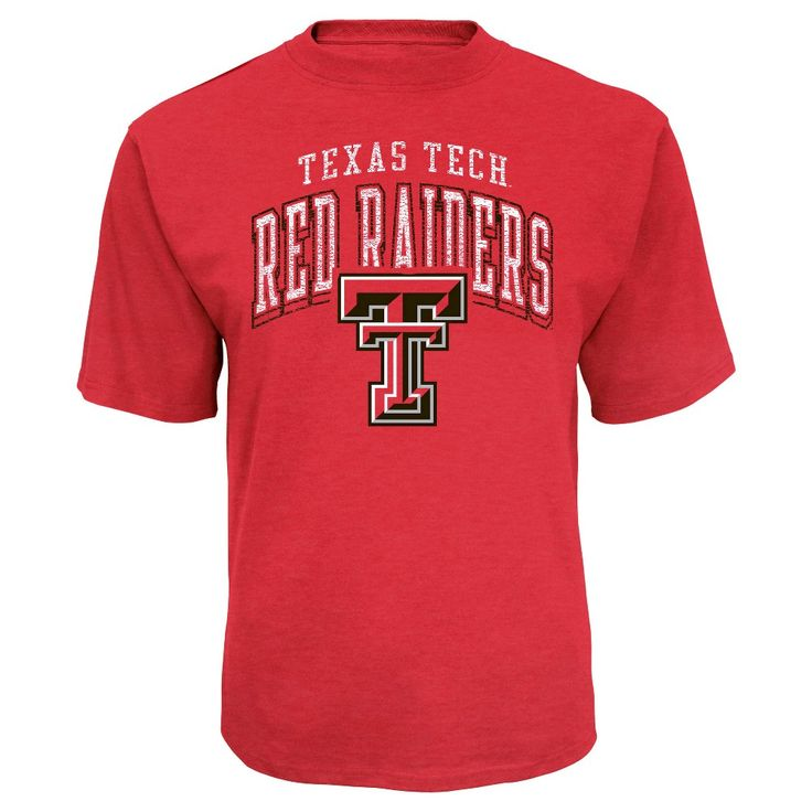 NCAA Texas Tech Red Raiders Men's T-Shirt - XL, Multicolored
