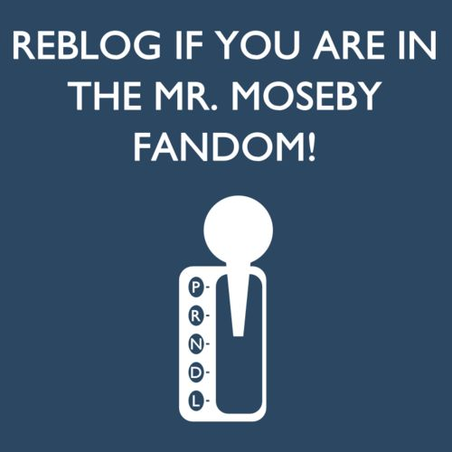 Mr. Moseby's fandom is amazing