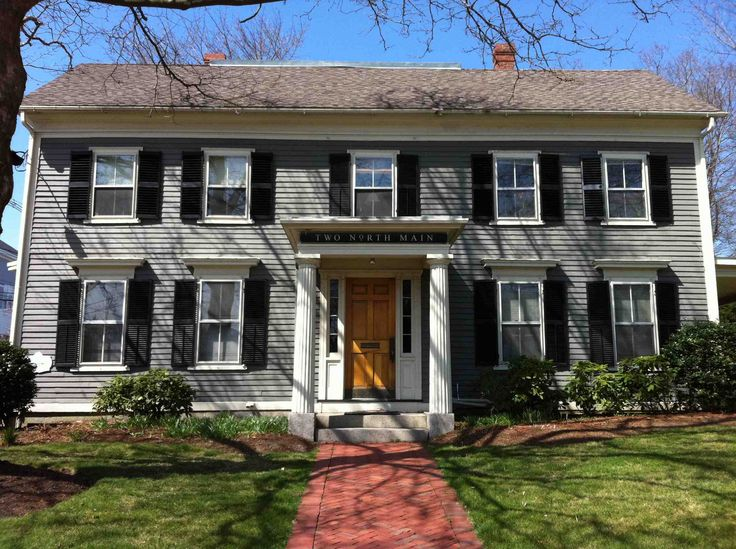 25 best ideas about colonial exterior on pinterest - Colonial house exterior renovation ideas ...