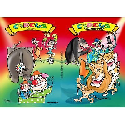 magic micro coloring book circus by uday trick - Coloring Book Magic Trick