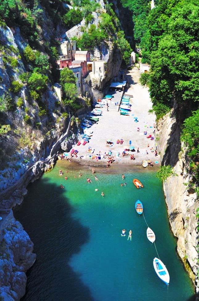 Furore,Province of #Salerno, Italia