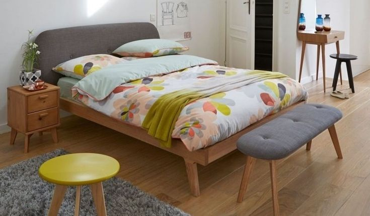 Dormitorios de decoración nórdico
