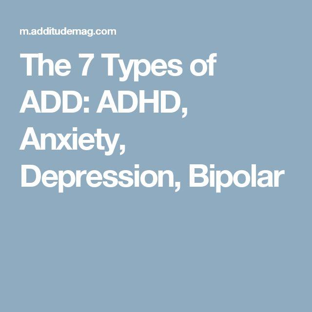 Add adult Bipolar and