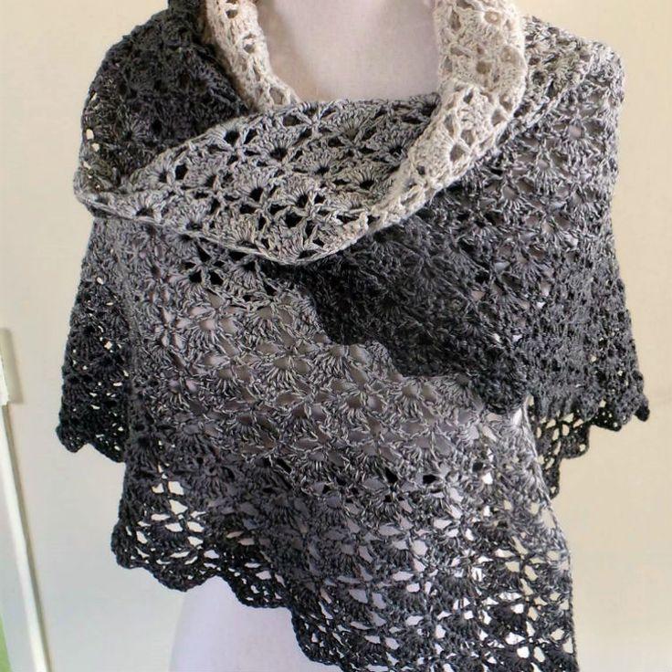 southbay shawl verloopgaren Kiezel