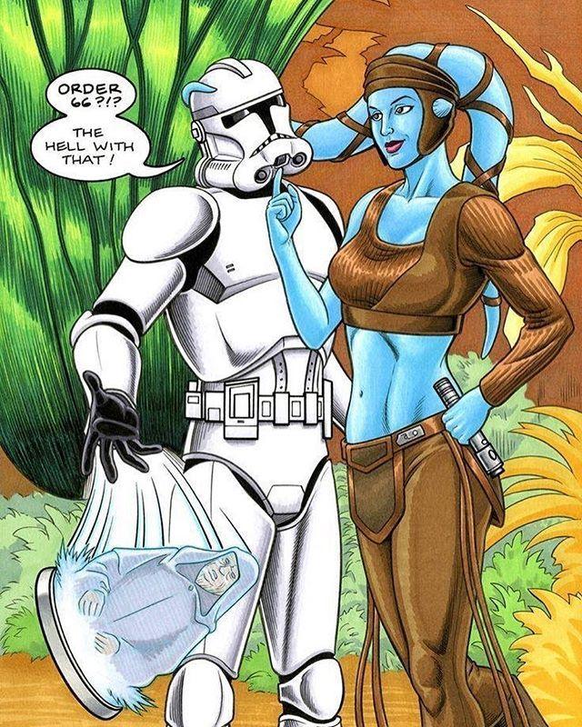 hmmmm what if.... #starwars #star #wars #stormtrooper #jedi #sith #blackseries #starwarsfan #yoda #art #r2d2 #hansolo #bobafett #lukeskywalker #geek #forcefriday #cosplay #darkside #chewbacca #starwarday #lightsaber #toys #theforce #instagood #kyloren #thelastjedi #c3po #clonetrooper #Clone #rogueone