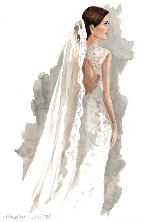 The Sketch Book – Inslee Haynes Fashion Illustration by Inslee