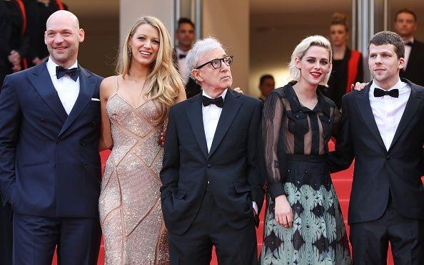 Woody Allen dernier film Society Cafe cannes 2016