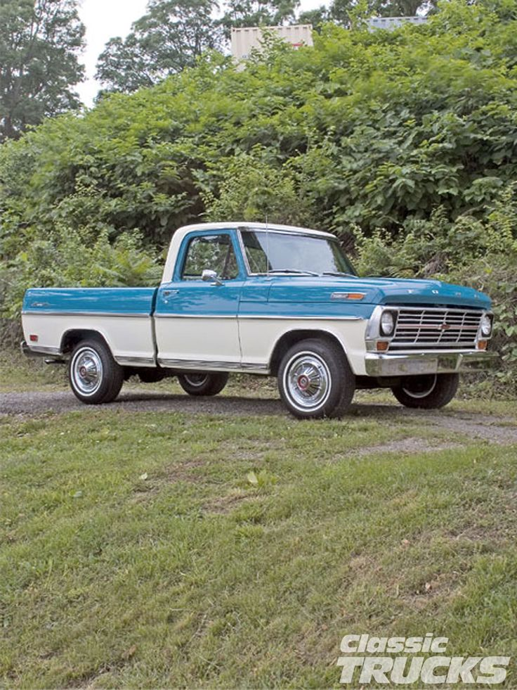 57 best 1968 Ford F250 images on Pinterest   Ford trucks, Classic ...