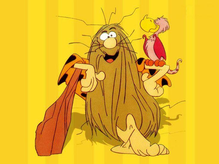 hanna barbera cartoon characters