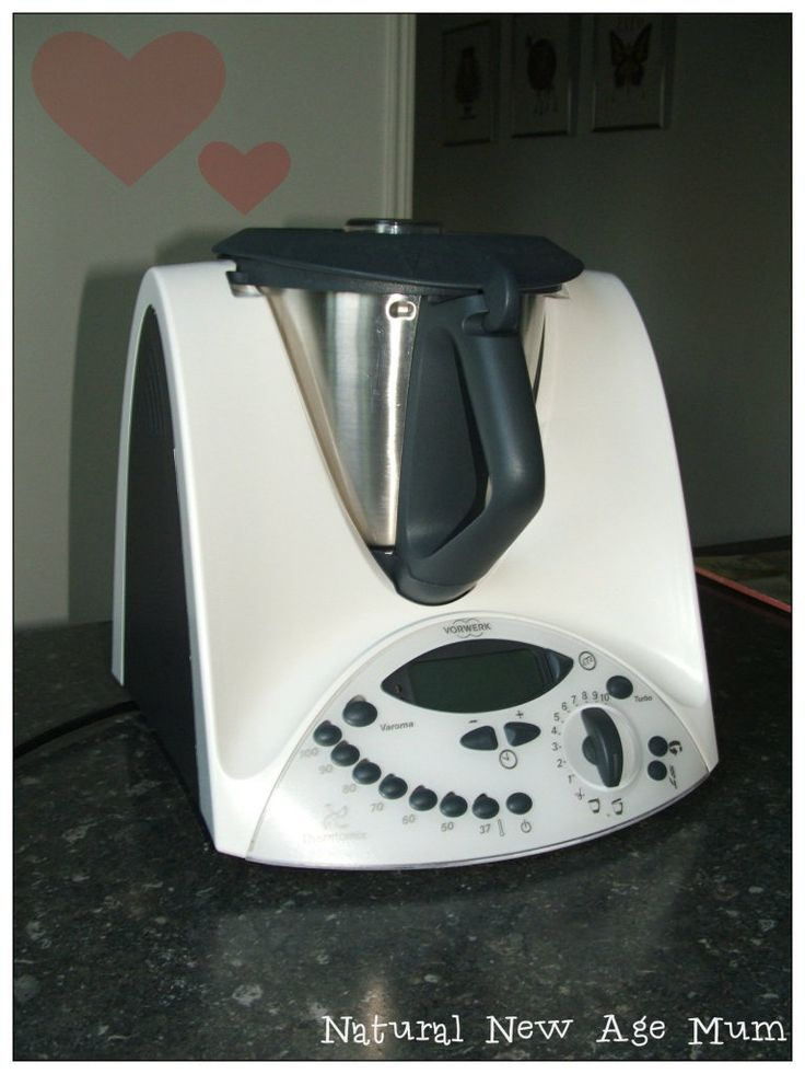 Why I *heart* my thermomix