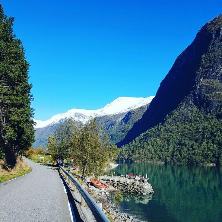 #Oldevatnet #Norway